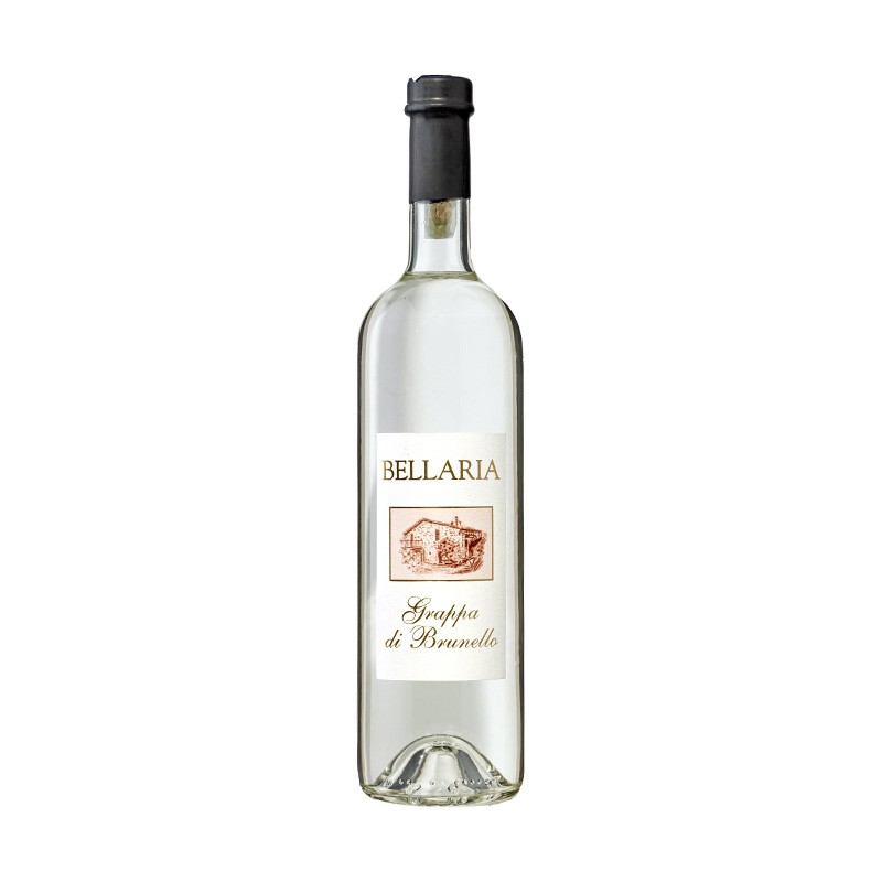 Bellaria - Grappa di Brunello